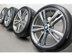 BMW Summer Wheels 3 Series F30 F31 4 Series F32 F33 F36 19 Inch Styling 442