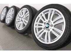 BMW Velgen met Zomerbanden 1 Serie F20 F21 2 Serie F22 F23 17 Inch Styling 383 M Sterspaak