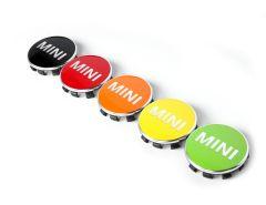Mini Nabenabdeckung verschiedene Farben