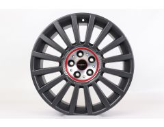 1x MINI Alufelge F60 Countryman 19 Zoll Styling JCW Rallye Spoke 536