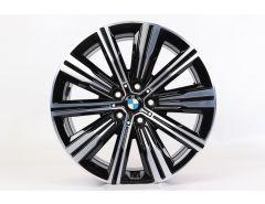 1x BMW Alufelge 3er G20 G21 18 Zoll Styling 782 Doppelspeiche