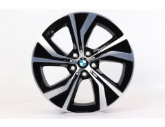 BMW Alloy Rim X3 G01 X4 G02 18 Inch Styling 689 Turbine-spoke