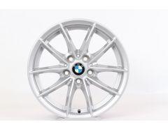1x BMW Alufelge 3er G20 G21 16 Zoll Styling 774 V-Speiche