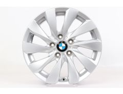 BMW Alufelge 1er F20 F21 2er F22 F23 17 Zoll Styling 381 Turbinenstyling