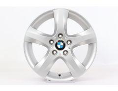 BMW Alufelge 1er E81 E82 E87 E88 17 Zoll Styling 142 Sternspeiche