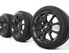 BMW Summer Wheels 3 Series F30 F31 4 Series F32 F33 F36 18 Inch Styling 398 Y-Speiche
