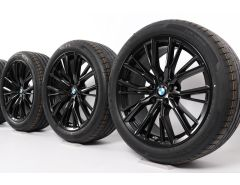 BMW Summer Wheels 3 Series G20 G21 18 Inch Styling 796 M Doppelspeiche