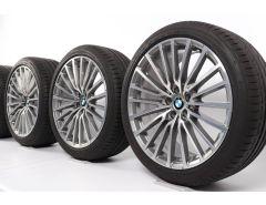 BMW Sommerkompletträder 6er G32 7er G11 G12 20 Zoll Styling 777 Vielspeiche