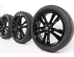 BMW Sommerkompletträder i3 I01 i3s I01 20 Zoll Styling 431 Doppelspeiche