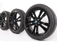 BMW Summer Wheels i3s I01 20 Inch Styling 431 Double-Spoke