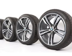 BMW Winter Wheels 6 Series G32 7 Series G11 G12 20 Inch Styling 648 M Double-Spoke
