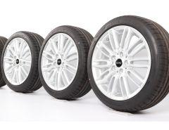 MINI Summer Wheels F55 F56 F57 17 Inch Styling Tentacle Spoke 500
