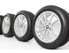 BMW Winter Wheels 3 Series G20 G21 4 Series G22 G23 17 Inch Styling 778 V-Speiche