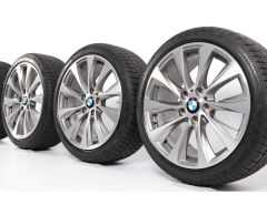 BMW Winter Wheels 1 Series F20 F21 2 Series F22 F23 18 Inch Styling 387 V-Speiche