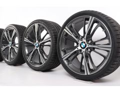 BMW Velgen met Zomerbanden 1 Serie F20 F21 2 Serie F22 F23 19 Inch Styling 660 Sternspeiche