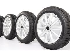 MINI Velgen met Winterbanden F55 F56 F57 16 Inch Styling Radial Spoke 508