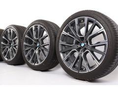 BMW Summer Wheels 6 Series G32 7 Series G11 G12 20 Inch Styling 817 M Sternspeiche