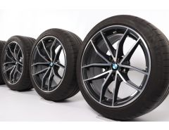 BMW Summer Wheels Z4 G29 18 Inch Styling 770 V-Spoke