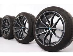 BMW Velgen met Zomerbanden Z4 G29 18 Inch Styling 770 V-Speiche