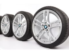 BMW Velgen met Zomerbanden 6 Serie F06 F12 F13 20 Inch Styling 373 M Doppelspeiche