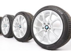 BMW Summer Wheels 3 Series F30 F31 4 Series F32 F33 F36 18 Inch Styling 398 Y-Spoke