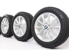 BMW Velgen met Winterbanden X1 F48 X2 F39 17 Inch Styling 560 V-Speiche