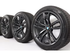 BMW Winter Wheels X5M F85 X6M F86 20 Inch Styling 611 M Doppelspeiche