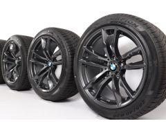 BMW Winter Wheels X5M F85 X6M F86 20 Inch Styling 611 M Double-Spoke