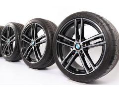 BMW Summer Wheels 1 Series F20 F21 2 Series F22 F23 18 Inch Styling 719 M Double-Spoke