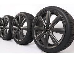 MINI Velgen met Zomerbanden R50 R52 R53 R55 Clubman R56 R57 R58 R59 18 Inch Styling R133