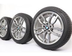 BMW Winterkompletträder X3 F25 X4 F26 19 Zoll Styling 622 M Doppelspeiche