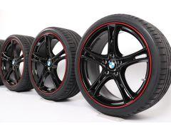 BMW Velgen met Zomerbanden 1 Serie F20 F21 2 Serie F22 F23 19 Inch Styling 361 Dubbelspaak