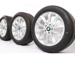 BMW Velgen met Zomerbanden X3 F25 X4 F26 18 Inch Styling 307 V-Speiche