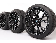 BMW Winter Wheels M8 F91 F92 20 Inch Styling 811 M Star-Spoke