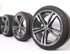 BMW Sommerkompletträder 6er G32 7er G11 G12 20 Zoll Styling 648 M Doppelspeiche