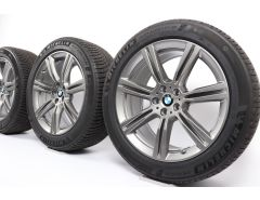 BMW Winter Wheels X5 G05 X6 G06 20 Inch Styling 736 Sternspeiche