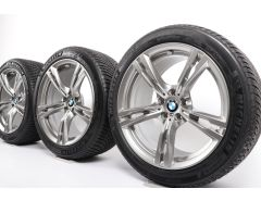 BMW Winter Wheels M5 F90 M8 F91 F92 19 Inch Styling 705 M Doppelspeiche