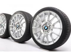 BMW Sommerkompletträder 1er E81 E82 E87 E88 18 Zoll Styling 216 Motorsport