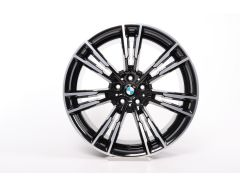 BMW Velg M5 F90 20 Inch Styling 706 M Dubbelspaak