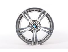 BMW Velg M5 F10 20 Inch Styling 343 M Dubbelspaak