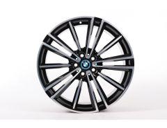 1x BMW Velg i8 I12 I15 20 Inch Styling 516 Radialspeiche