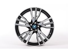 BMW Alloy Rim i8 I12 I15 20 Inch Styling 470 W-Spoke