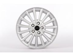 MINI Alufelge F55 F56 F57 17 Zoll Styling JCW Multi Spoke 505