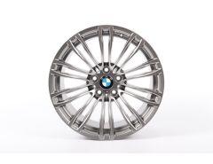 BMW Alufelge M5 F10 19 Zoll Styling 345 M Doppelspeiche