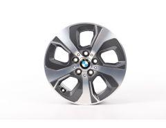 BMW Velg 2 Serie F45 F46 16 Inch Styling 472 Turbine-spaak