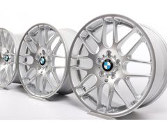 BMW Alloy Rims M3 E46 19 Inch Styling 163 CSL Cross-Spoke
