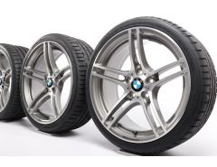 BMW Summer Wheels Z4 E89 19 Inch Styling 313 M Double-Spoke