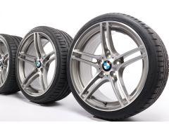 BMW Sommerkompletträder Z4 E89 19 Zoll Styling 313 M Doppelspeiche