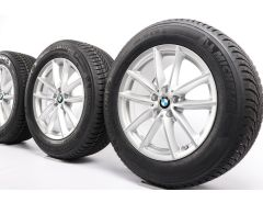 BMW Winter Wheels X5 G05 X6 G06 18 Inch Styling 618 V-Spoke