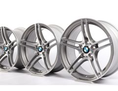 BMW Alloy Rims Z4 E89 19 Inch Styling 313 M Double-Spoke